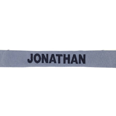 AIR FORCE / NAVY NAME TAG EMBROIDERY (3PCS) - Hock Gift Shop | Army Online Store in Singapore
