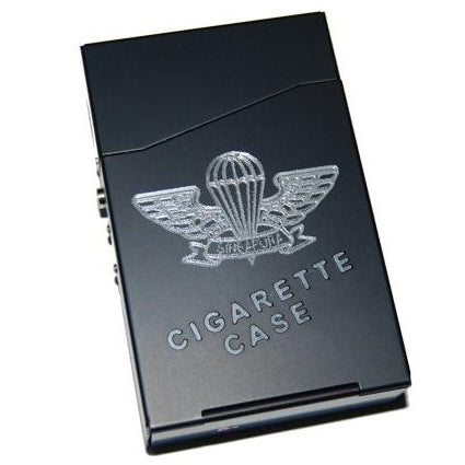 AIRBORNE CIGARETTE CASE - Hock Gift Shop | Army Online Store in Singapore