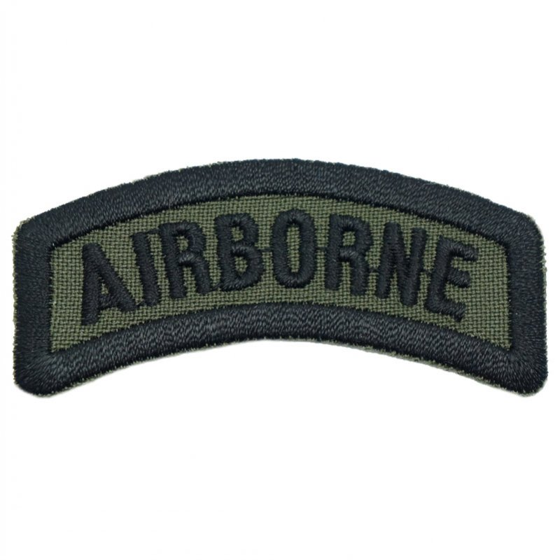 AIRBORNE TAB - OD - Hock Gift Shop | Army Online Store in Singapore