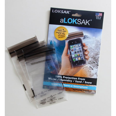 "ALOKSAK ALOK3 - 3X6"" (3 PIECE PACK) - Hock Gift Shop 