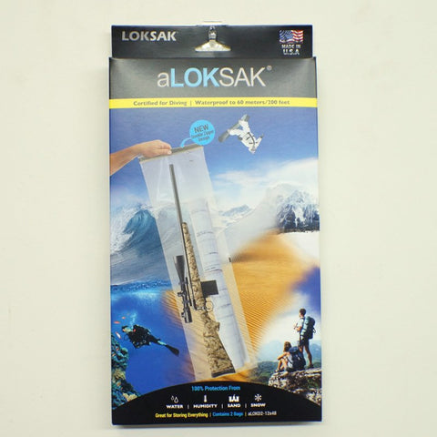 ALOKSAK ALOKD2 12X48 (2 PIECE PACK) - Hock Gift Shop | Army Online Store in Singapore