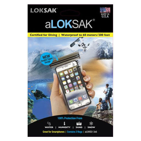 ALOKSAK ALOKD2 - 3X6 (2 PIECE PACK) - Hock Gift Shop | Army Online Store in Singapore
