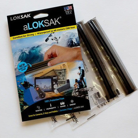 ALOKSAK ALOKD2 6X6 (2 PIECE PACK) - Hock Gift Shop | Army Online Store in Singapore