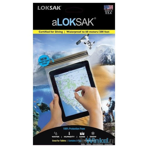ALOKSAK ALOKD2 6X9 (2 PIECE PACK) - Hock Gift Shop | Army Online Store in Singapore