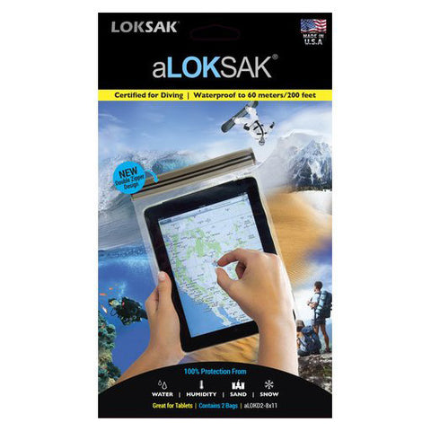 ALOKSAK ALOKD2 8X11 (2 PIECE PACK) - Hock Gift Shop | Army Online Store in Singapore