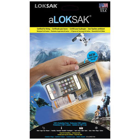 ALOKSAK ALOKD2 9X6 (2 PIECE PACK) - Hock Gift Shop | Army Online Store in Singapore