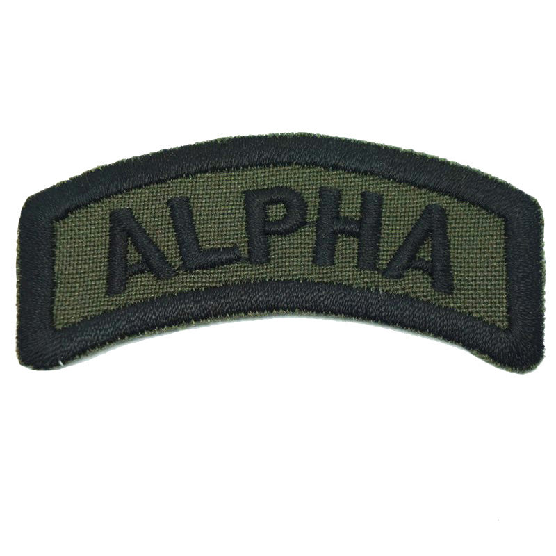 ALPHA TAB - OD GREEN - Hock Gift Shop | Army Online Store in Singapore