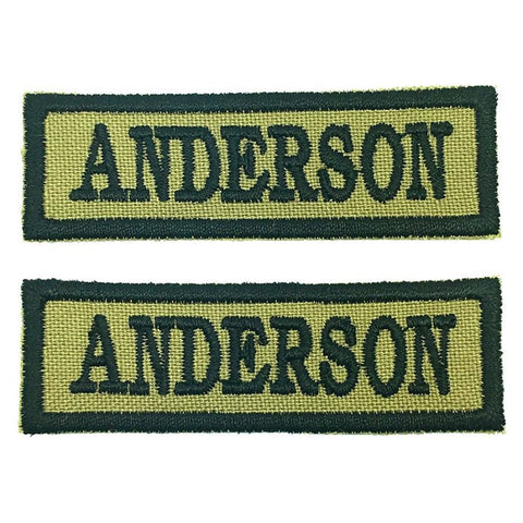ANDERSON NCC SCHOOL TAG - 1 PAIR - Hock Gift Shop | Army Online Store in Singapore