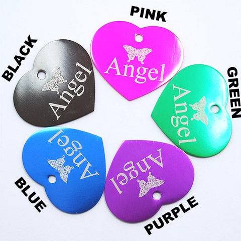 ANGEL HEART TAG - Hock Gift Shop | Army Online Store in Singapore