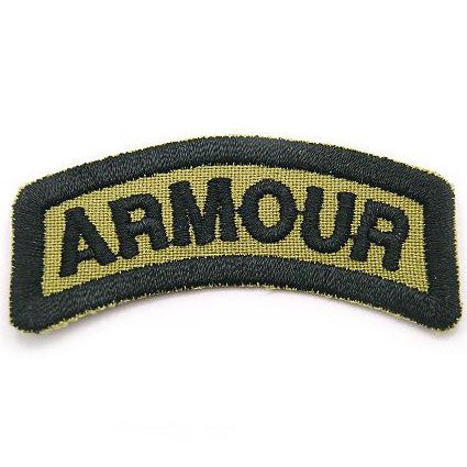 ARMOUR TAB - OLIVE GREEN - Hock Gift Shop | Army Online Store in Singapore