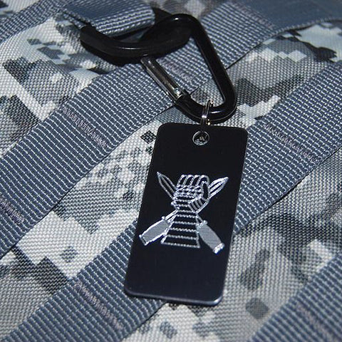 UNIT LUGGAGE TAG - ARMOUR - Hock Gift Shop | Army Online Store in Singapore