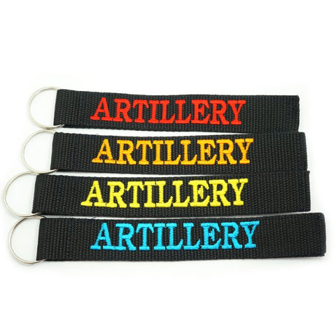 HGS KEY CHAIN - ARTILLERY - Hock Gift Shop | Army Online Store in Singapore