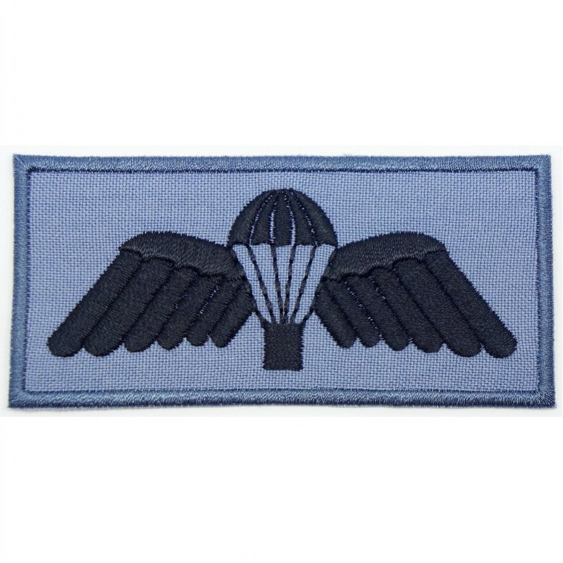 AUSTRALIAN PARACHUTIST PATCH - GREY - Hock Gift Shop | Army Online Store in Singapore