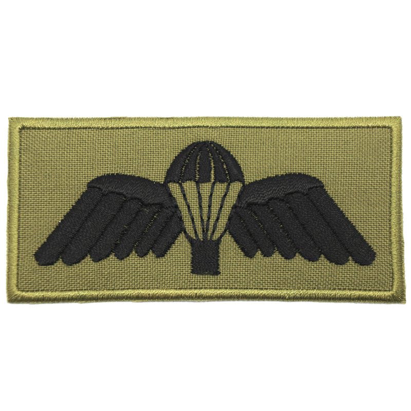 AUSTRALIAN PARACHUTIST PATCH - OLIVE GREEN BORDER - Hock Gift Shop | Army Online Store in Singapore