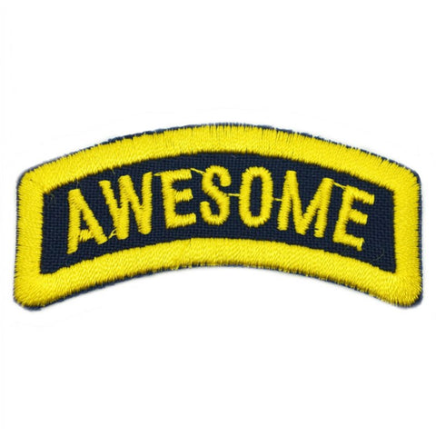 AWESOME TAB - NAVY YELLOW - Hock Gift Shop | Army Online Store in Singapore