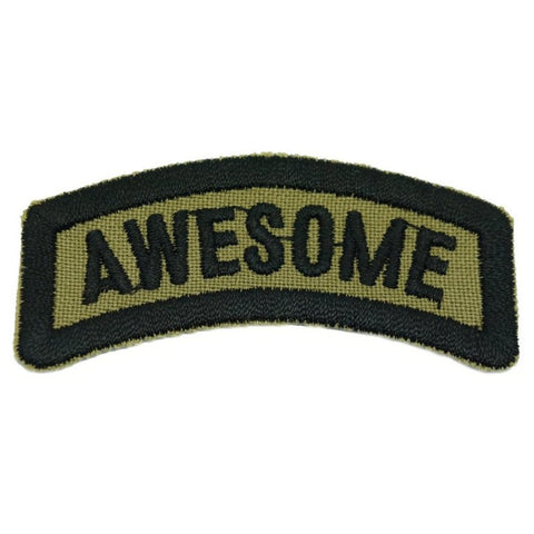 AWESOME TAB - OLIVE GREEN - Hock Gift Shop | Army Online Store in Singapore