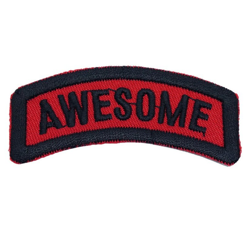 AWESOME TAB - RED CLOTH - Hock Gift Shop | Army Online Store in Singapore