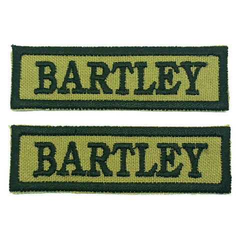 BARTLEY NCC SCHOOL TAG - 1 PAIR - Hock Gift Shop | Army Online Store in Singapore