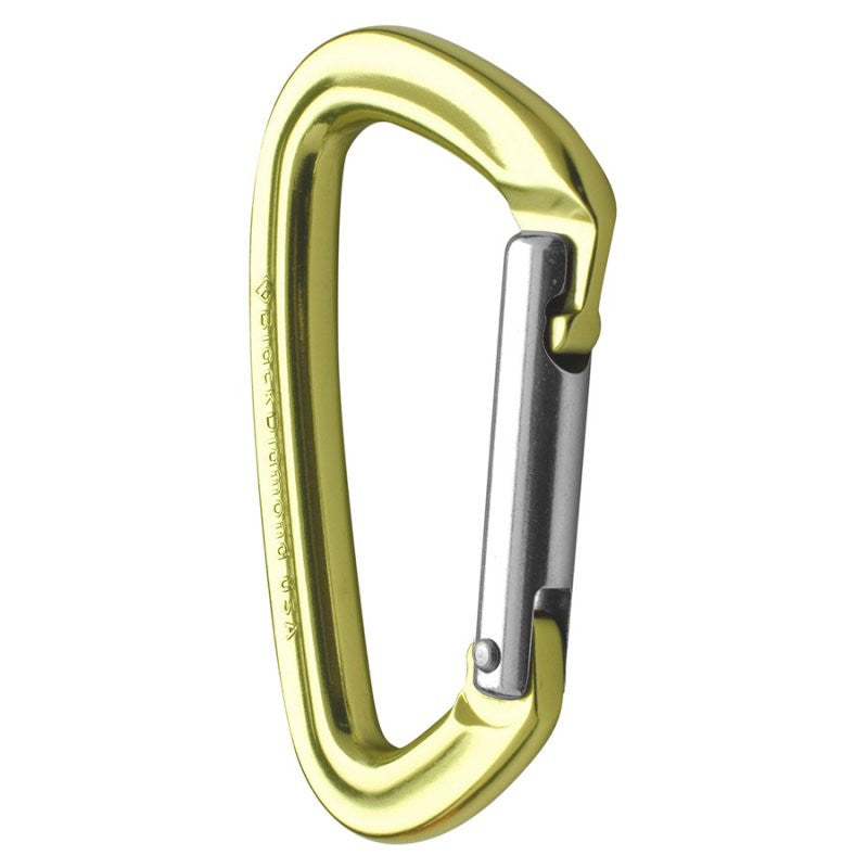 BLACK DIAMOND POSITRON CARABINER - STRAIGHT - Hock Gift Shop | Army Online Store in Singapore