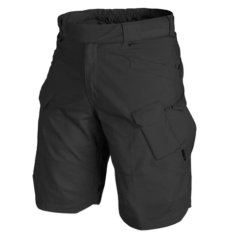 HELIKON-TEX URBAN TACTICAL SHORTS - BLACK