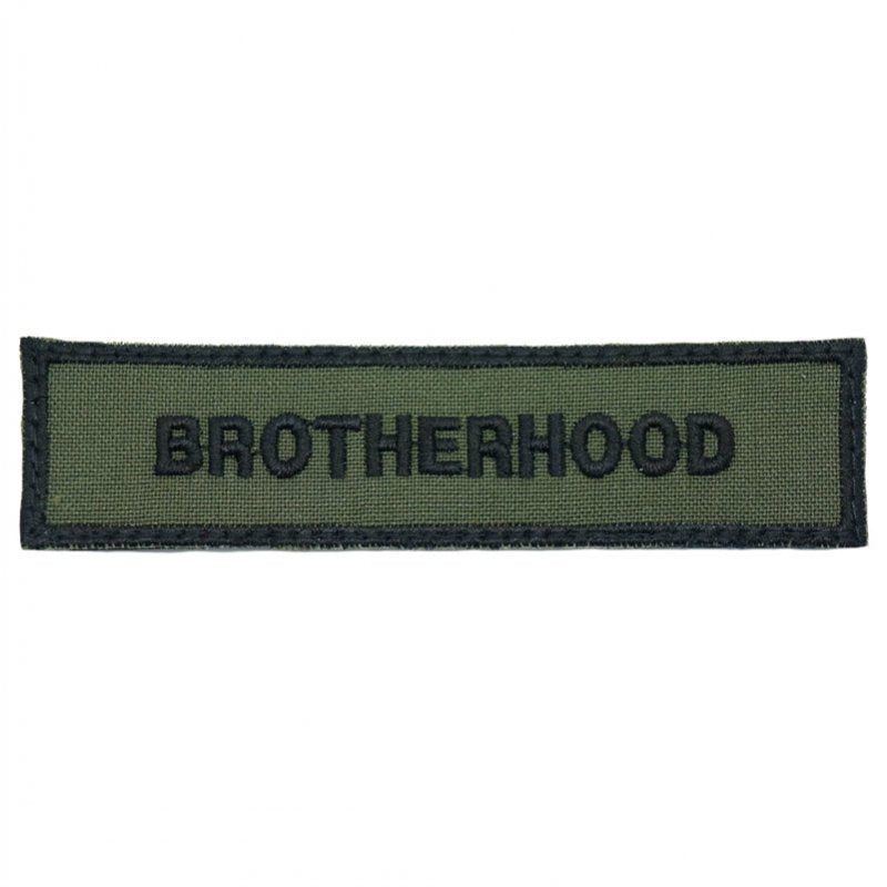 BROTHERHOOD PATCH - OD - Hock Gift Shop | Army Online Store in Singapore