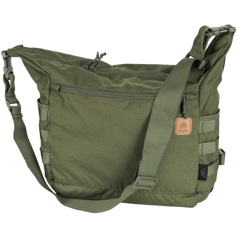 HELIKON-TEX BUSHCRAFT SATCHEL BAG - OLIVE GREEN