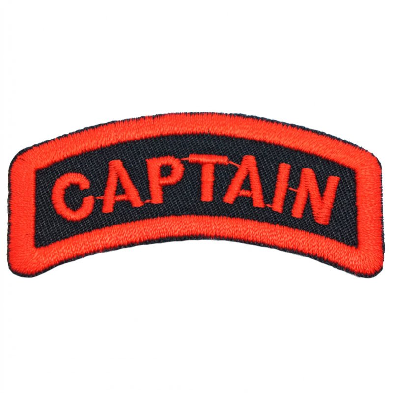 CAPTAIN TAB - BLACK - Hock Gift Shop | Army Online Store in Singapore