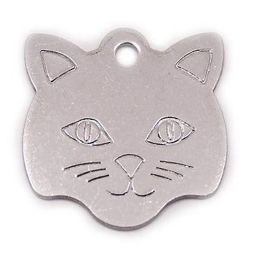 CAT FACE PET TAG - SMALL - Hock Gift Shop | Army Online Store in Singapore