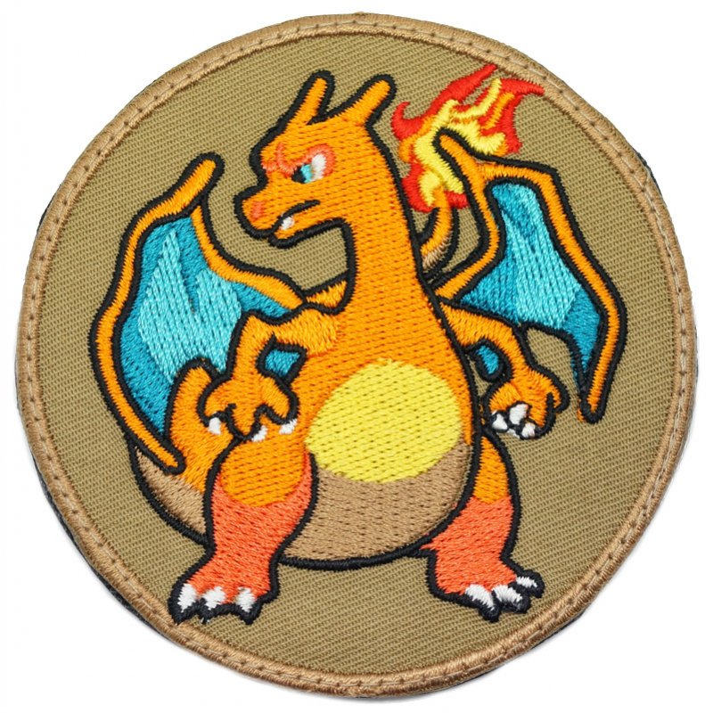 CHARIZARD PATCH - Hock Gift Shop | Army Online Store in Singapore