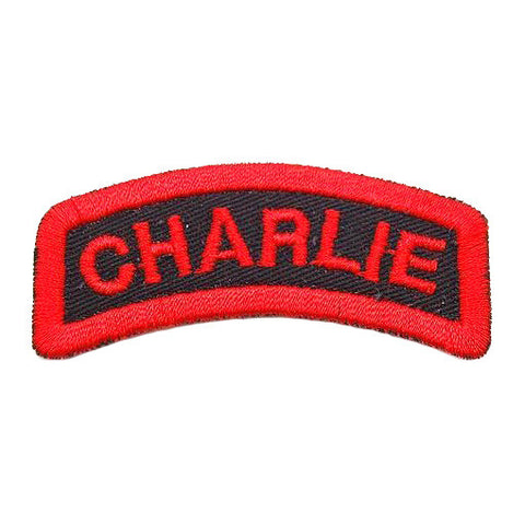 CHARLIE TAB - BLACK RED - Hock Gift Shop | Army Online Store in Singapore