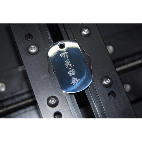 CHINESE DOG TAG ENGRAVING - Hock Gift Shop | Army Online Store in Singapore