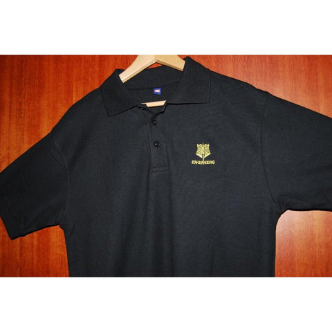 HGS POLO T-SHIRT - COMBAT ENGINEER - Hock Gift Shop | Army Online Store in Singapore