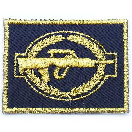 COMBAT SKILL BADGE - GOLD - Hock Gift Shop | Army Online Store in Singapore