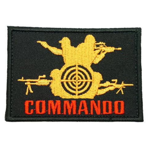 COMMANDO CROSSHAIR PATCH - Hock Gift Shop | Army Online Store in Singapore