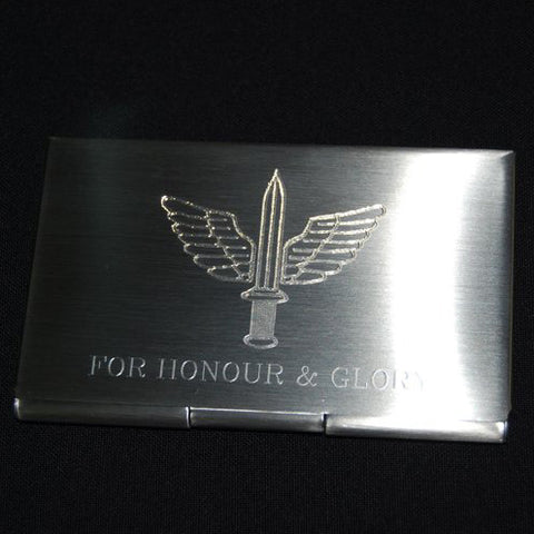 COMMANDO NAME CARD HOLDER - Hock Gift Shop | Army Online Store in Singapore