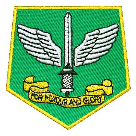 COMMANDO PATCH - FULL COLOR - Hock Gift Shop | Army Online Store in Singapore