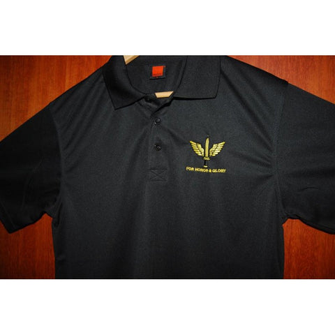 HGS POLO T-SHIRT - COMMANDO - Hock Gift Shop | Army Online Store in Singapore