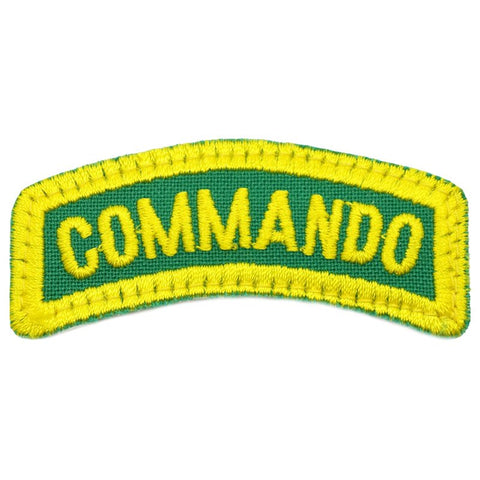 COMMANDO TAB - KELLY GREEN - Hock Gift Shop | Army Online Store in Singapore
