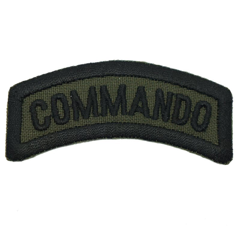 COMMANDO TAB - OD - Hock Gift Shop | Army Online Store in Singapore