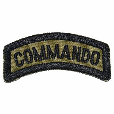 COMMANDO TAB - OLIVE GREEN - Hock Gift Shop | Army Online Store in Singapore