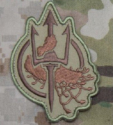 MSM COSTA LUDUS TRIDENT EMB - ARID - Hock Gift Shop | Army Online Store in Singapore