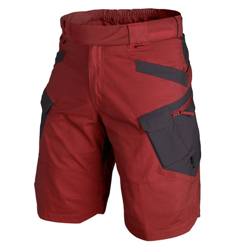 HELIKON-TEX URBAN TACTICAL SHORTS - CRIMSON SKY / ASH GREY