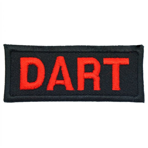 DART UNIT TAG - BLACK