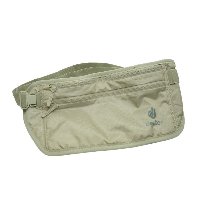 DEUTER SECURITY MONEY BELT 2 - SAND