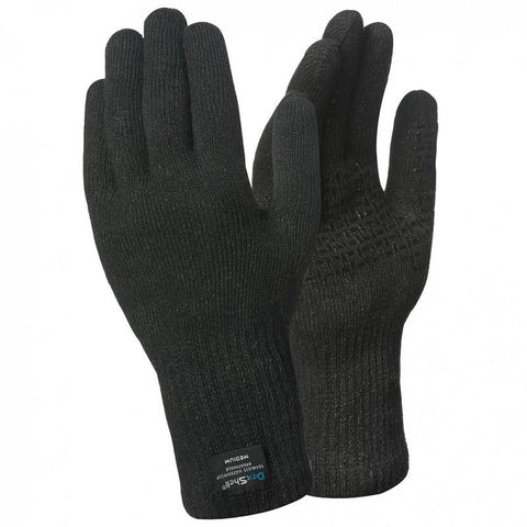 DEXSHELL TOUGHSHIELD GLOVES - BLACK