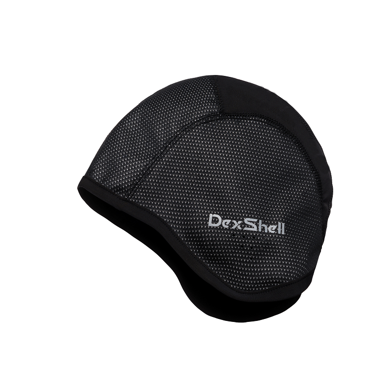 DEXSHELL WINDPROOF SKULL CAP - BLACK
