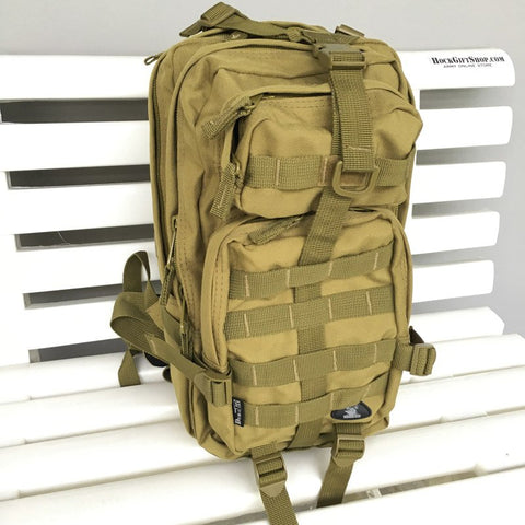 D&G SOLDIERTALK GRYPHON II BACKPACK - COYOTE