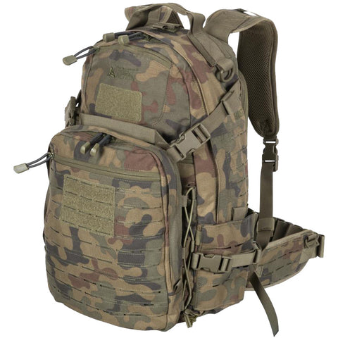 DIRECT ACTION GHOST BACKPACK - PL WOODLAND