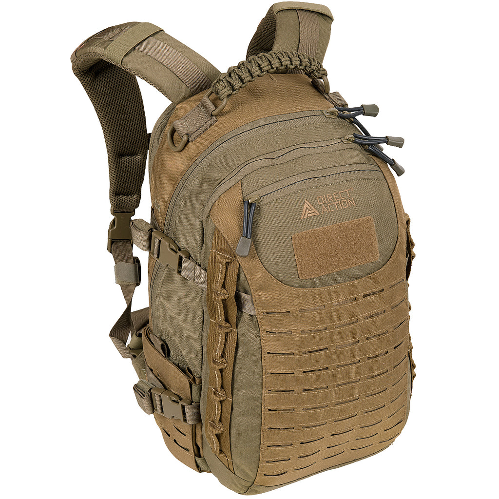 DIRECT ACTION DRAGON EGG MKII BACKPACK - ADAPTIVE GREEN / COYOTE
