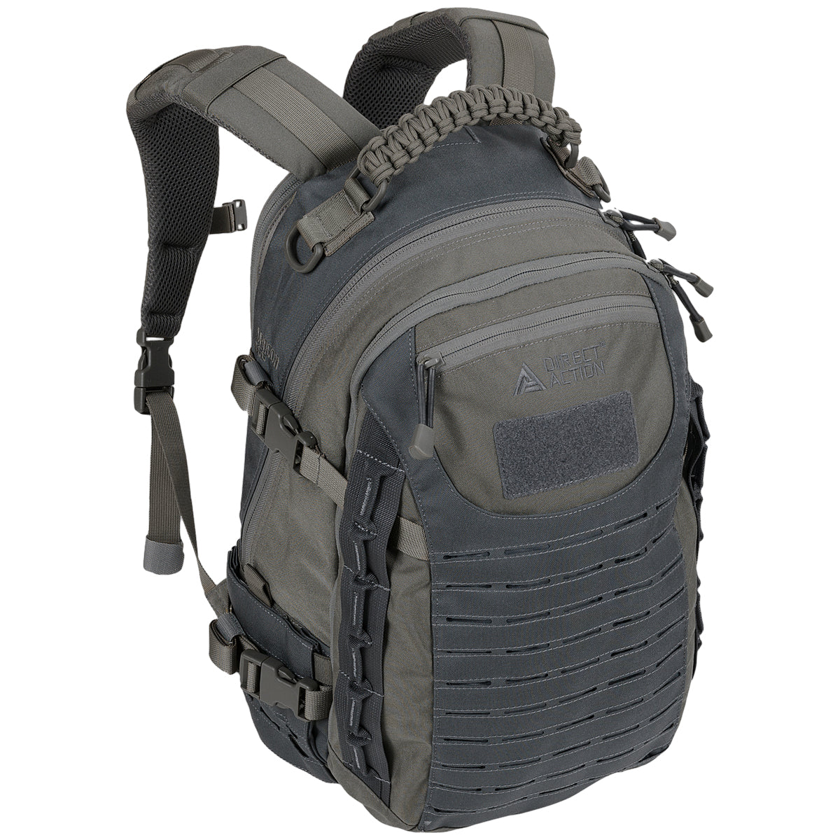 d656646a2c4bb DIRECT ACTION DRAGON EGG MKII BACKPACK - URBAN GREY SHADOW GREY ...